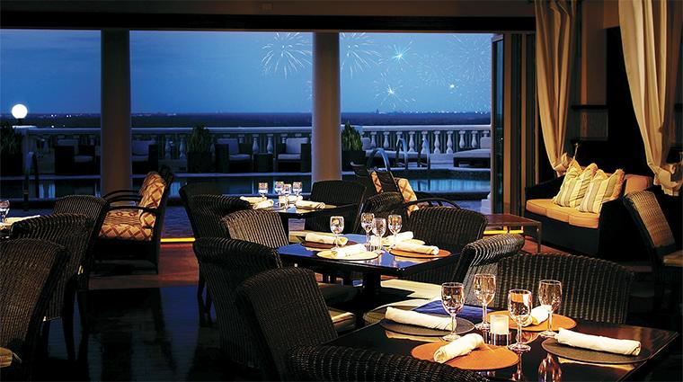 PropertyImage Eleven 4 Restaurant Style DiningRoom CreditSalamanderHotelsandResorts