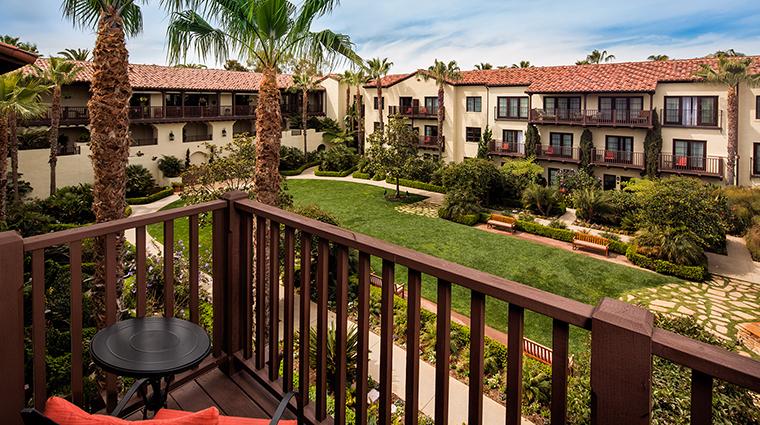 PropertyImage EstanciaLaJollaHotelandSpa 5 Hotel GuestroomSuites Balcony CreditEstanciaLaJollaHotelAndSpa