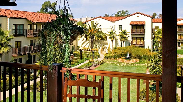 PropertyImage EstanciaLaJollaHotelandSpa 6 Hotel GuestroomSuites Balcony 2 CreditEstanciaLaJollaHotelAndSpa