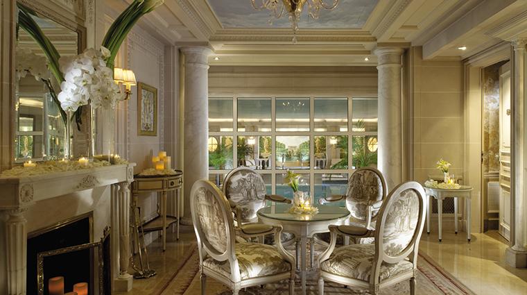 PropertyImage FourSeasonsHotelGeorgeV 16 Hotel Spa HealthClub CreditFourSeasons