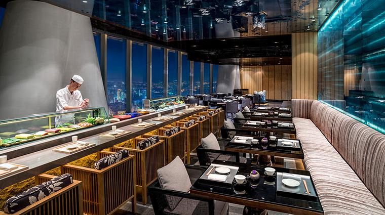 PropertyImage FourSeasonsHotelGuangzhou 17 Hotel Restaurant KomoiJapaneseRestaurant 1 CreditKenSeet