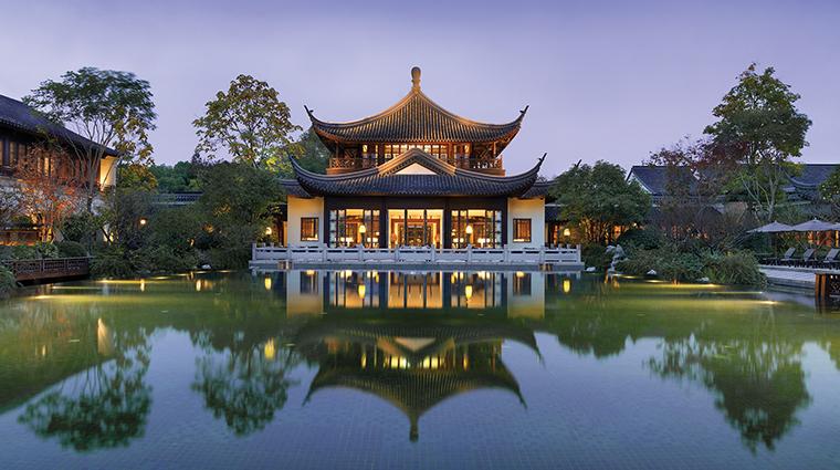 PropertyImage FourSeasonsHotelHangzhou Hotel 1 Exterior CreditFourSeasons