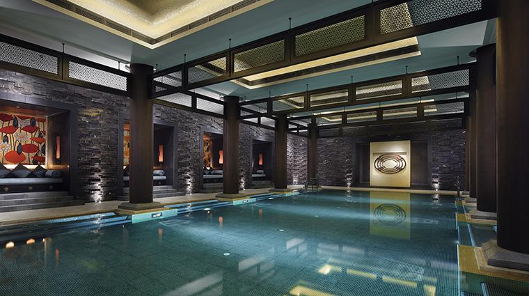 PropertyImage FourSeasonsHotelHangzhou Hotel 4 PublicSpaces Pool CreditFourSeasons