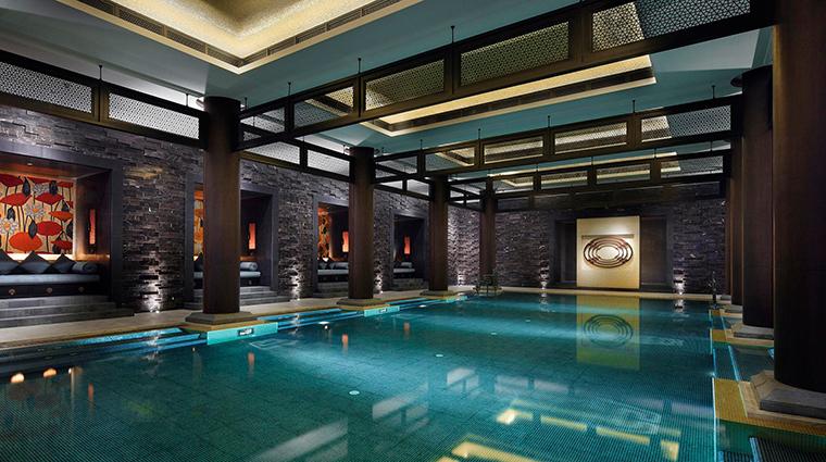 PropertyImage FourSeasonsHotelHangzhou Hotel Spa IndoorPoolOverall CreditFourSeasons