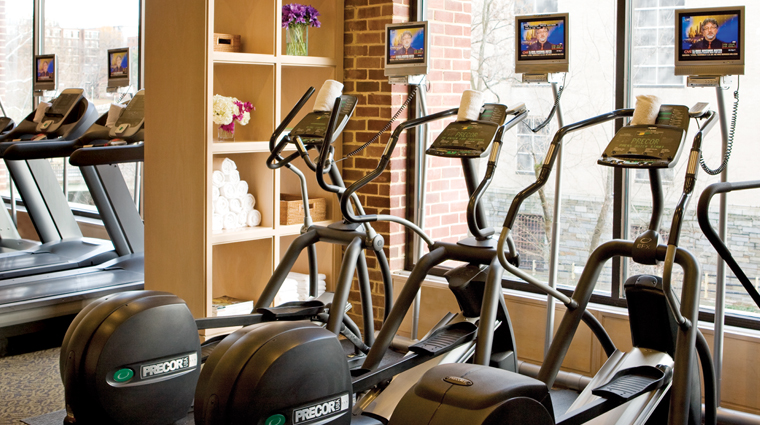 PropertyImage FourSeasonsWashingtonDC Hotel Activities FitnessCenter CreditFourSeasons