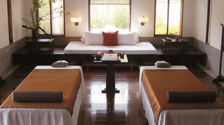 PropertyImage FuchunSpa 2 Spa Style TreatmentRoom 1 CreditFuchunResortHangzhou