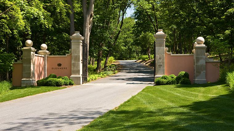 PropertyImage GlenmereMansion Hotel 3 Exterior FrontGates CreditGlenmereMansion
