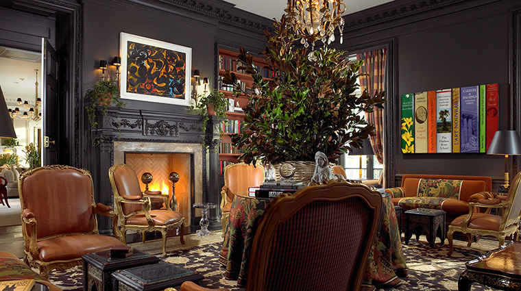 PropertyImage GlenmereMansion Hotel 9 PublicSpaces Library CreditGlenmereMansion