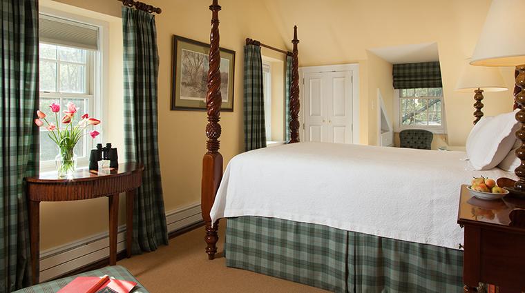 PropertyImage GoodstoneInn 13 Hotel GuestroomSuites SpringhouseBedroom 2 CreditGoodstoneInn