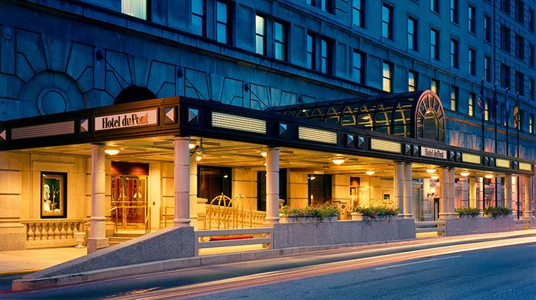 PropertyImage HotelduPont 1 Hotel Exterior CreditHotelduPont