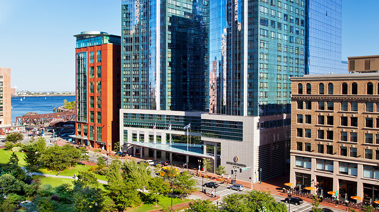 PropertyImage InterContinentalBoston 1 Hotel Exterior CreditInterContinentalBoston