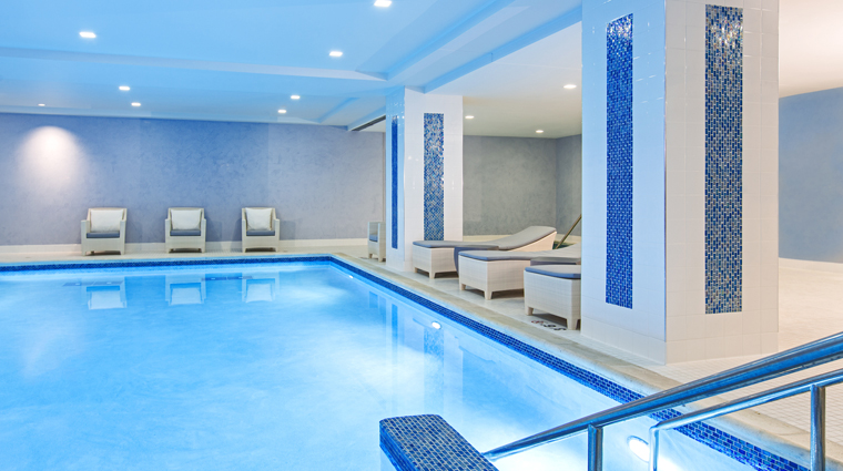 PropertyImage JWMarriottChicago 4 Hotel Pool IndoorPool CreditMarriottInternationalInc