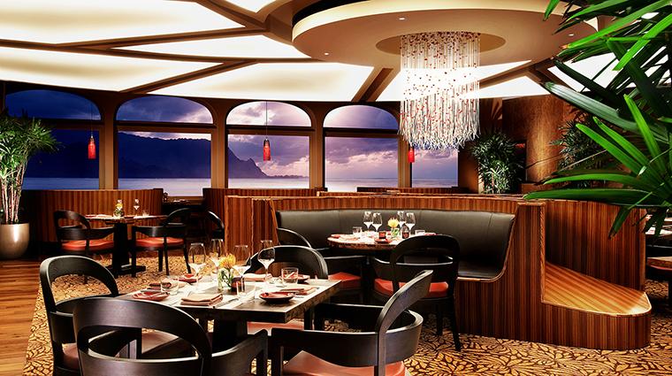 PropertyImage KaualGrill Restaurant Style DiningRoom 1 CreditStarwoodHotelsandResortsWorldwideInc