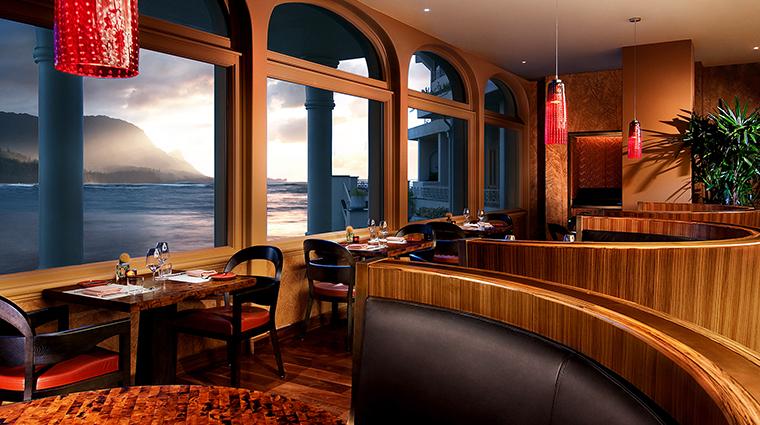 PropertyImage KaualGrill Restaurant Style DiningRoom 2 CreditStarwoodHotelsandResortsWorldwideInc