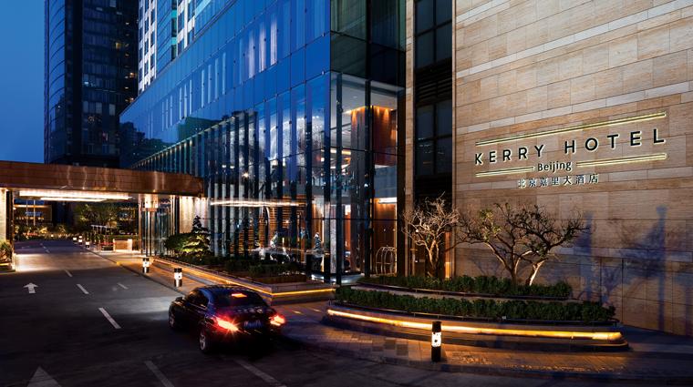PropertyImage KerryHotelBeijing 1 Hotel Exterior PorteCochere CreditShangriLaInternationalHotelManagementLTD