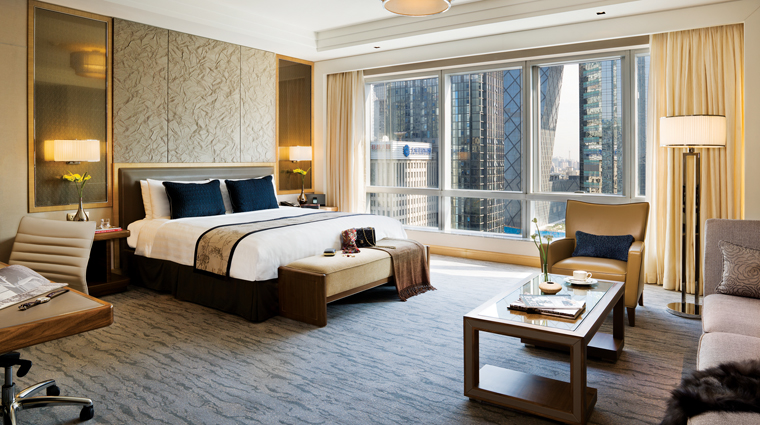 Kerry Hotel Beijing Club Room