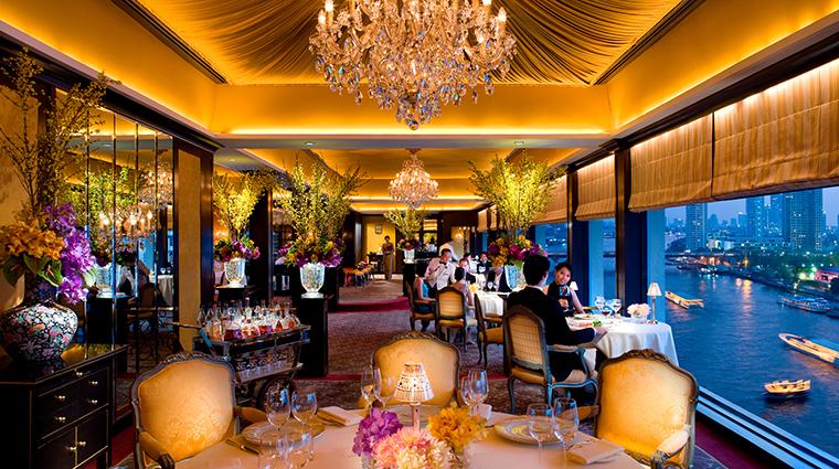 PropertyImage LeNormandie 1 Restaurant Style DiningRoom CreditMandarinOrientalHotelGroupLLC