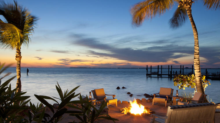 PropertyImage LittlePalmIslandResortAndSpa 4 Hotel PublicSpaces FirePit CreditNobleHouseHotelsAndResorts