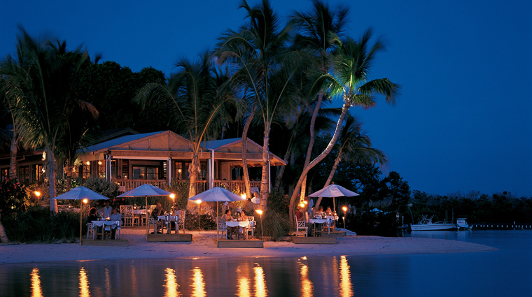 PropertyImage LittlePalmIslandResortAndSpa 5 Hotel Restaurant BeachDining CreditNobleHouseHotelsAndResorts