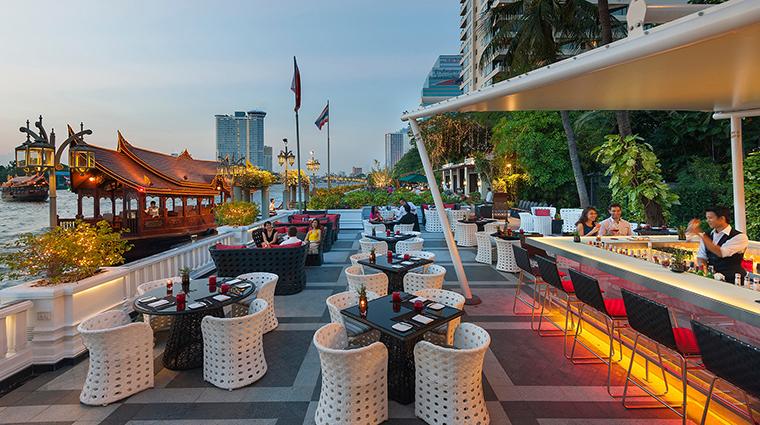 PropertyImage MandarinOrientalBangkok 16 Hotel Restaurant CiaoItalianRestaurant CreditMandarinOrientalHotelGroupLLC