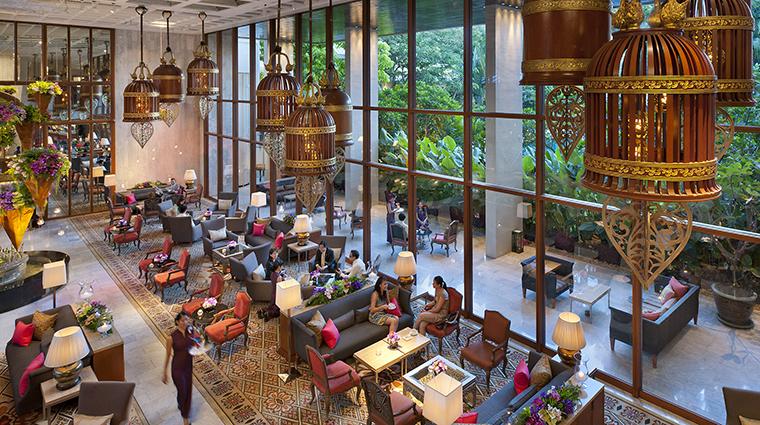 PropertyImage MandarinOrientalBangkok 2 Hotel PublicSpaces Lobby CreditMandarinOrientalHotelGroupLLC