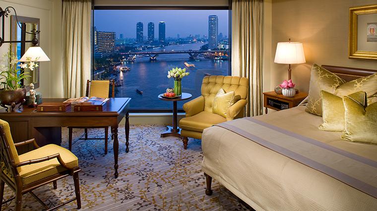 PropertyImage MandarinOrientalBangkok Hotel GuestroomSuites DeluxeRoom CreditMandarinOrientalHotelGroupLLC