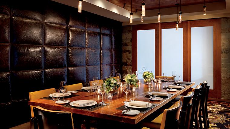 PropertyImage Manzanita Restaurant 2 Style PrivateDiningRoom CreditDonRiddle