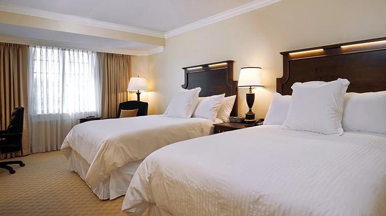 PropertyImage MorrisInn 2 Hotel GuestroomsSuites QueenRoom CreditMorrisInnNotreDame