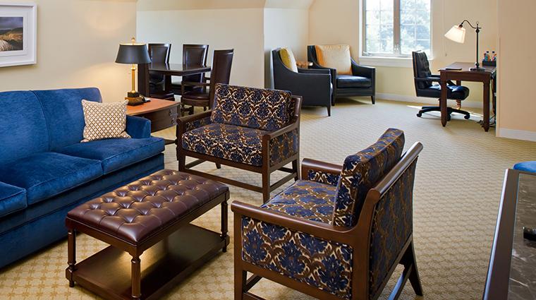 PropertyImage MorrisInn 4 Hotel GuestroomSuites GrandSuiteLiving CreditMorrisInnNotreDame