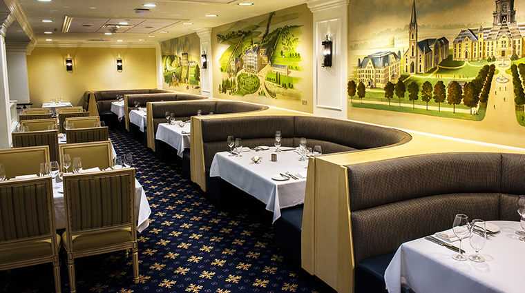 PropertyImage MorrisInn 9 Hotel Restaurant Sorins CreditMorrisInnNotreDame