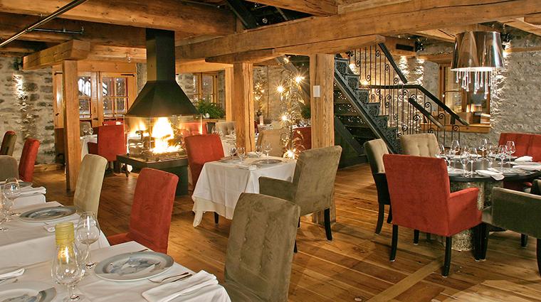 PropertyImage Panache 1 Restaurant Style Dining4 CreditAubergeSaintAntoine