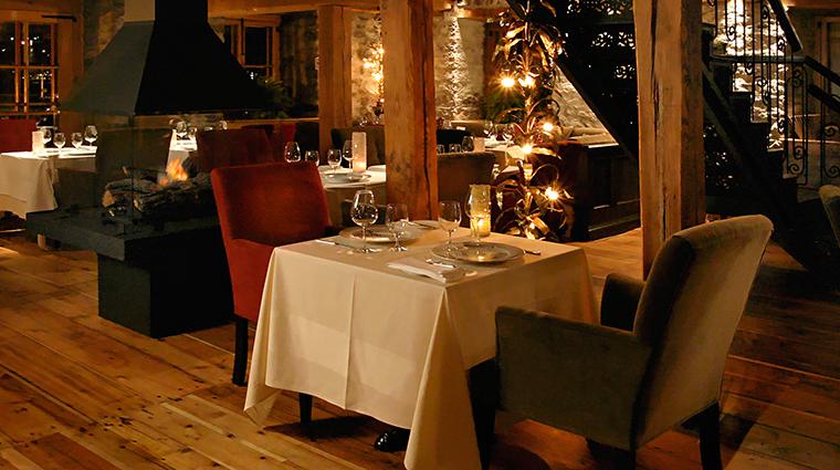 PropertyImage Panache 4 Restaurant Style Dining5 CreditAubergeSaintAntoine
