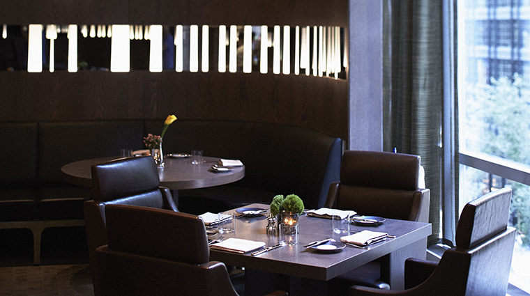PropertyImage ParkHyattNY Hotel Dining RestaurantTables CreditParkHyatt