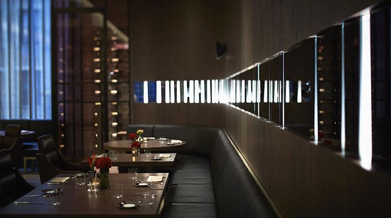 PropertyImage ParkHyattNY Hotel Dining Tables CreditParkHyatt