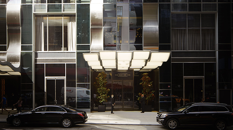 PropertyImage ParkHyattNY Hotel Exterior Entrance CreditParkHyatt