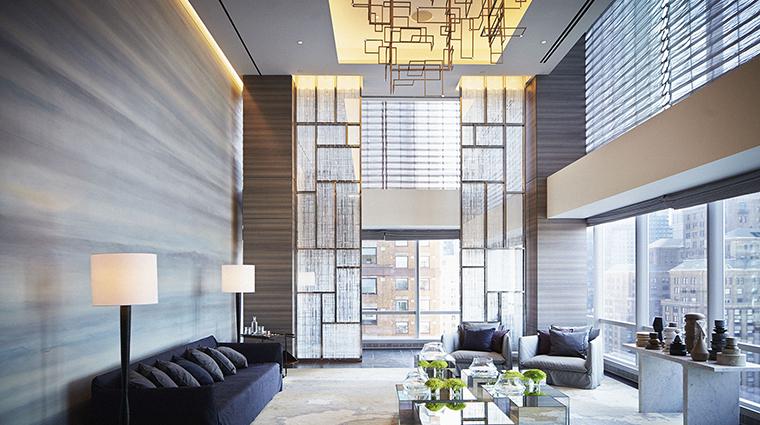 PropertyImage ParkHyattNY Hotel Spa Lounge CreditParkHyatt