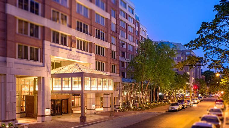 PropertyImage ParkHyattWashington 1 Hotel Exterior CreditParkHyattWashington