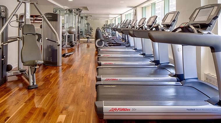 PropertyImage ParkHyattWashington 12 Hotel PublicSpaces FitnessCenter CreditParkHyattWashington