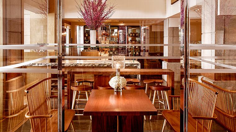 PropertyImage ParkHyattWashington 4 Hotel BarLounge LoungeGlassBooth CreditParkHyattWashington