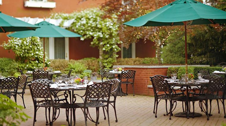PropertyImage PortlandHarborHotel 16 Hotel Restaurant Patio 2 CreditPortlandHarborHotel