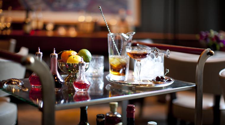 PropertyImage Quince Restaurant CocktailCart CreditPaulDryer