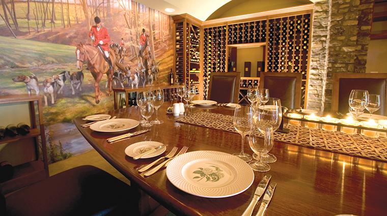 PropertyImage RestaurantAtGoodstone 11 Restaurant WineCellarDiningRoom CreditGoodstoneInnandRestaurant