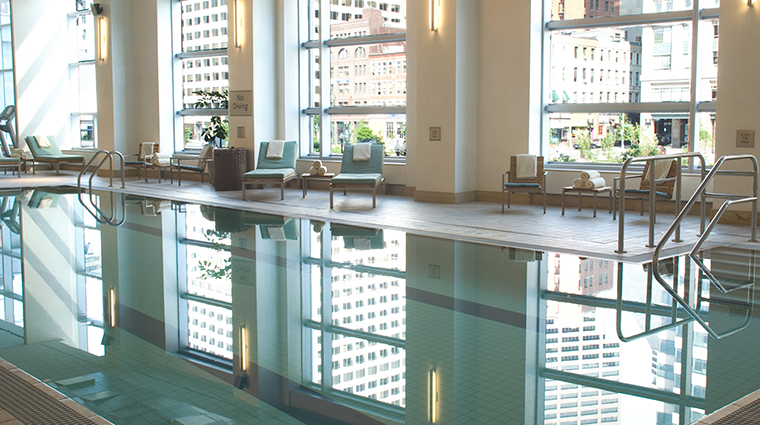 PropertyImage SPAInterContinentalBoston Spa Style Pool CreditInterContinentalBoston