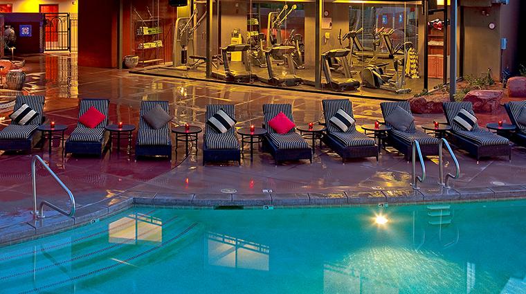 PropertyImage SedonaRougeHotelandSpa Hotel PublicSpaces PoolandFitnessCenter CreditSedonaRougeHotelandSpa