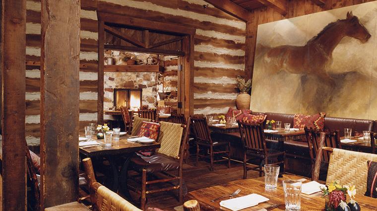 PropertyImage SundanceResort 17 Hotel Restaurant FoundryGrill CreditSundanceResort