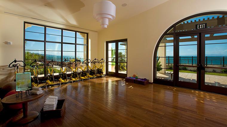 PropertyImage TerraneaResort Hotel 14 PublicSpaces FitnessCenter YogaandPilates CreditTerraneaResort