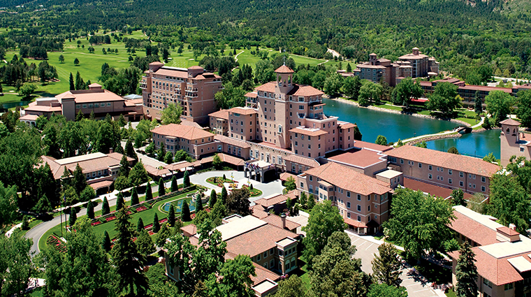 PropertyImage The Broadmoor Hotel Exterior Credit The Broadmoor