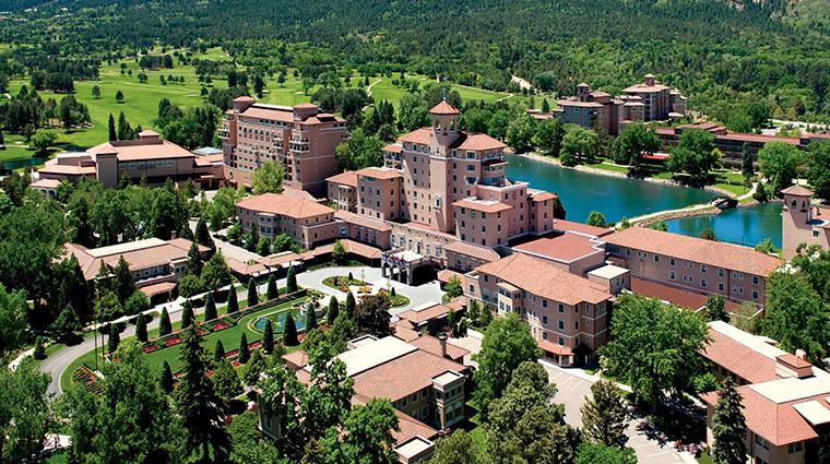 PropertyImage The Broadmoor Hotel Exterior Credit The Broadmoor