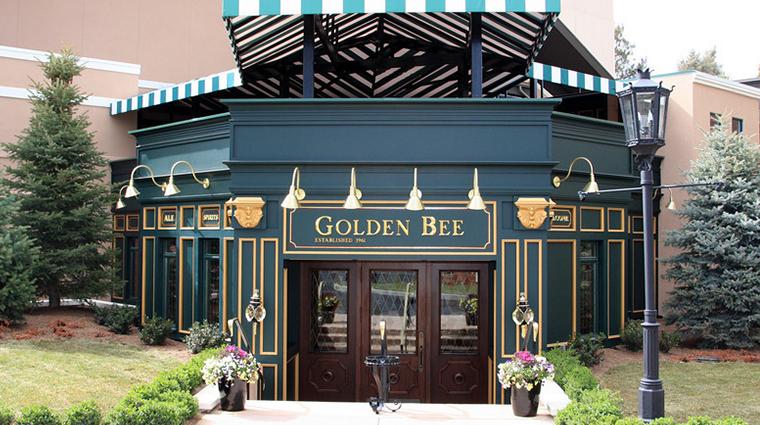 PropertyImage The Broadmoor Hotel Restaurant Golden Bee Exterior Credit The Broadmoor