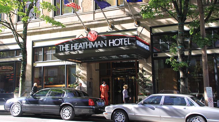 PropertyImage TheHeathmanHotel Hotel Exterior CreditTheHeathmanHotel